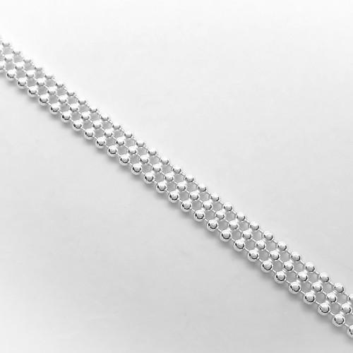 """Guľôčkový náramok, náhrdelník ,,150"""""""